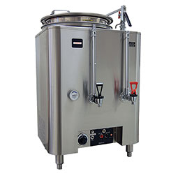 Space Saver Coffee Urn. (1) 6 gallon liner.