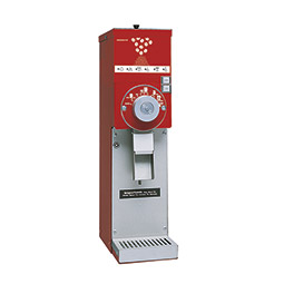 Retail Coffee Grinder. Red with 3 lbs. hopper.