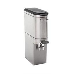 Stainless Steel Iced Tea Dispenser. Crathco valve.