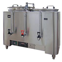 PrecisionBrew Barista Series Urn. (2) liners, 3 gallons each. Heat exchange style standard.