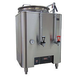 PrecisionBrew Barista Series Urn. (1) 3 gallon liner. Pump style only.