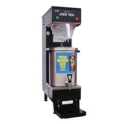 TB Series Iced Tea Brewer & Dispenser. 3 gallon capacity.