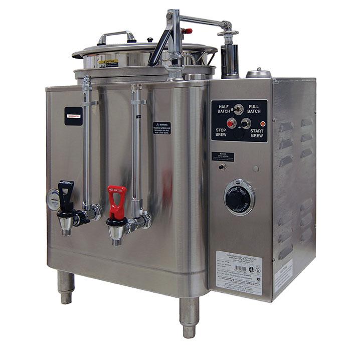 Midline Pump Urn. (1) 3 gallon liner.
